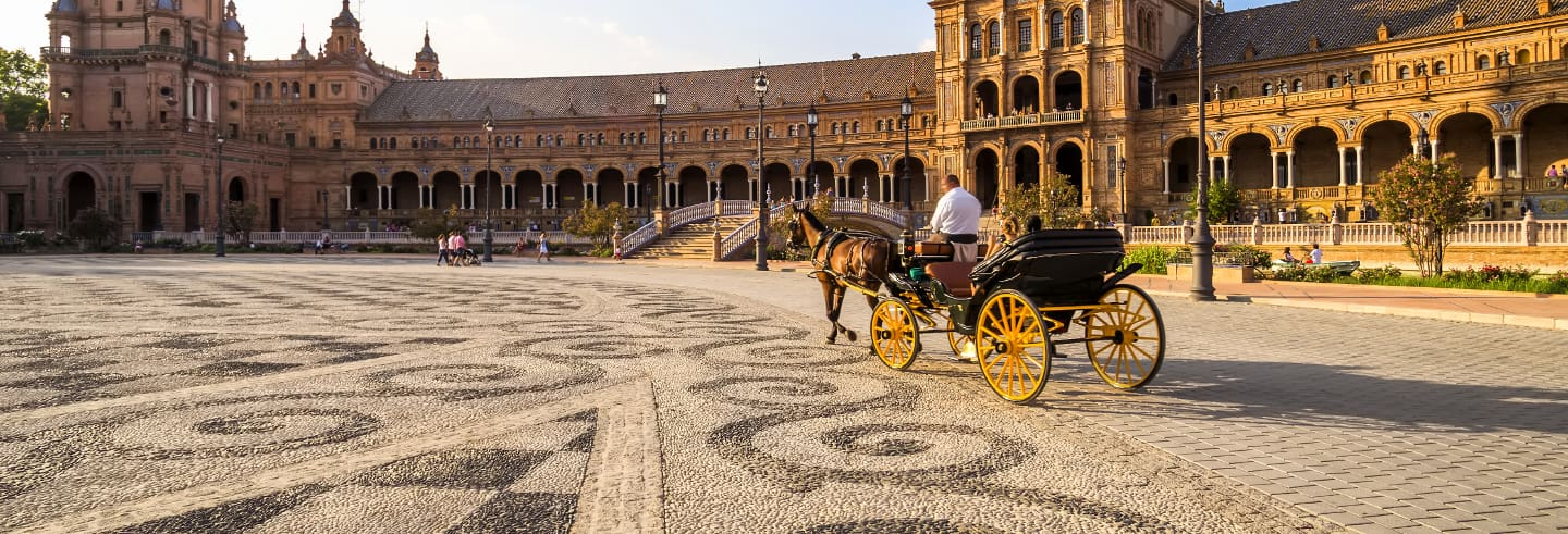 Seville Horse and Carriage Ride