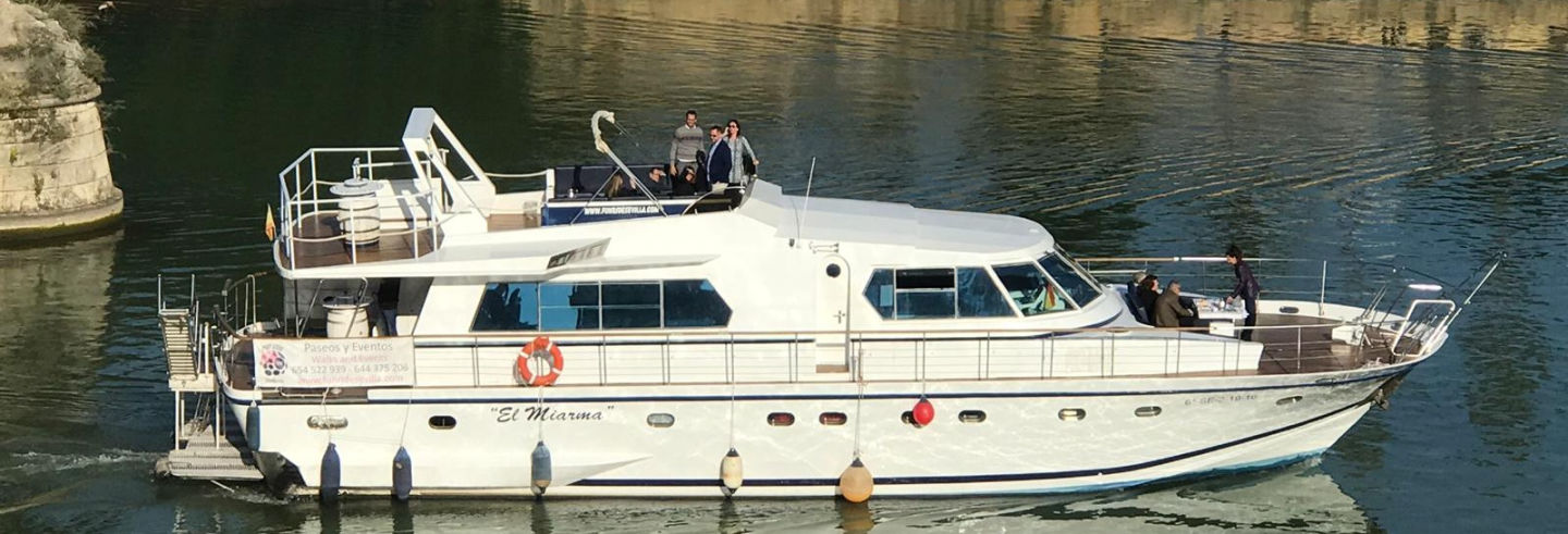 Seville Yacht + Bus Tour