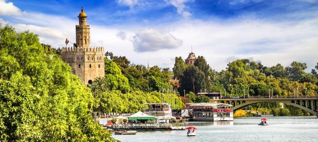 Paseo en barco de lujo