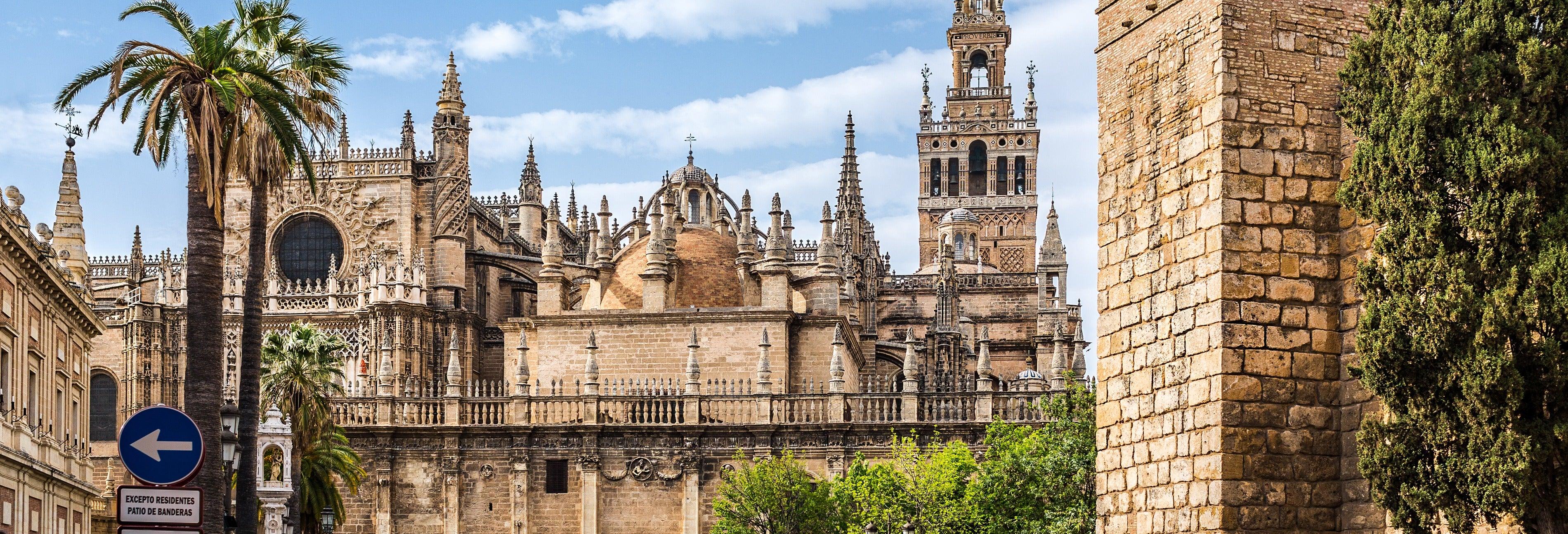 Tour por la catedral y la iglesia del Salvador