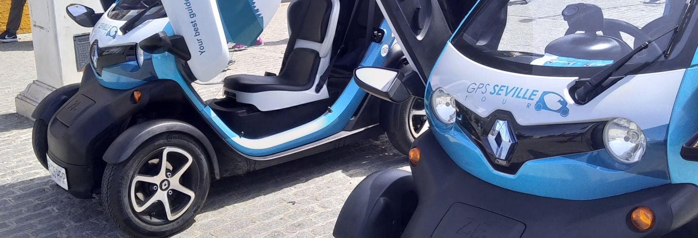 Seville Electric Car Tour