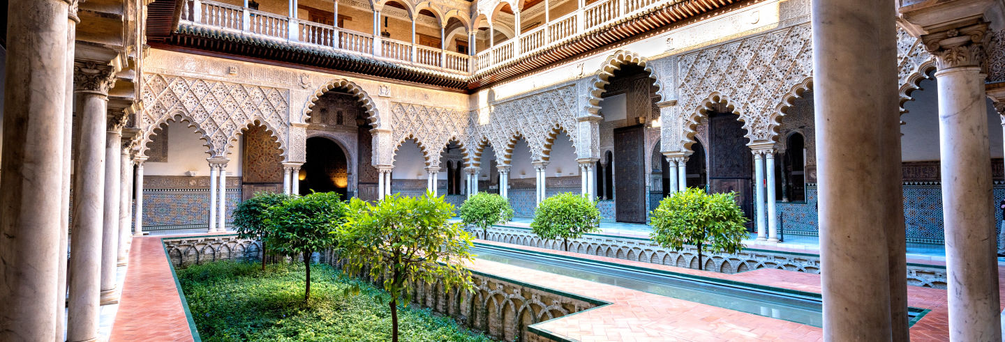 Game of Thrones Tour of the Alcazar