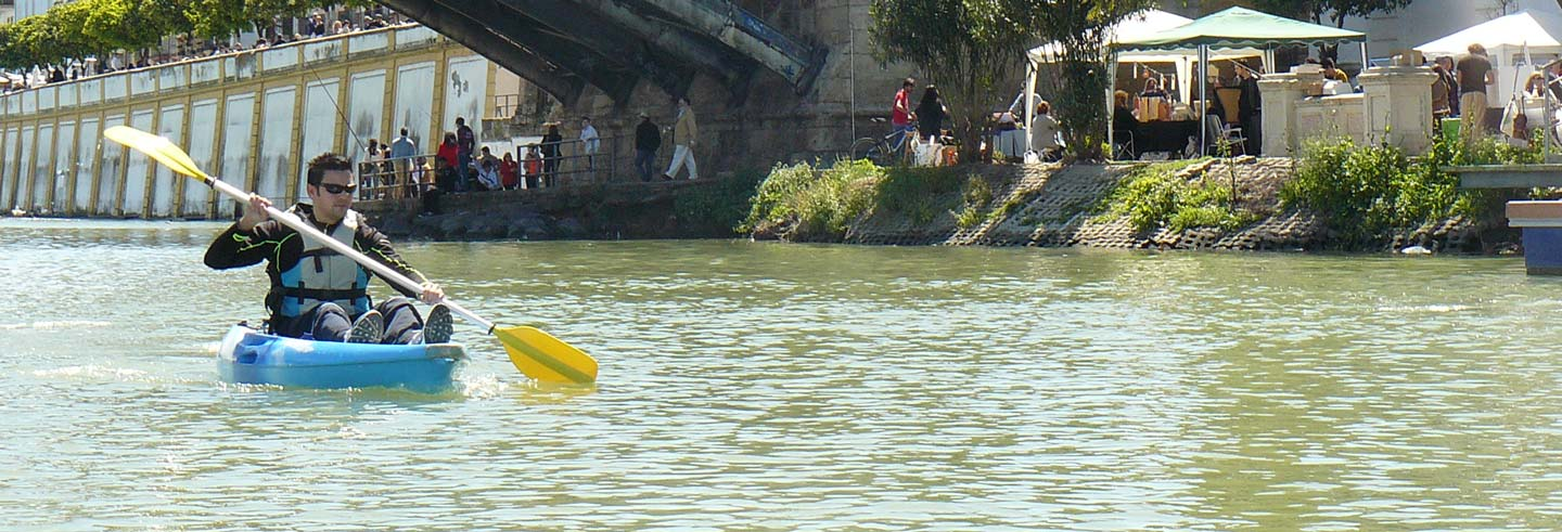 Seville Kayak Tour