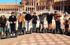 Tour di Siviglia in segway