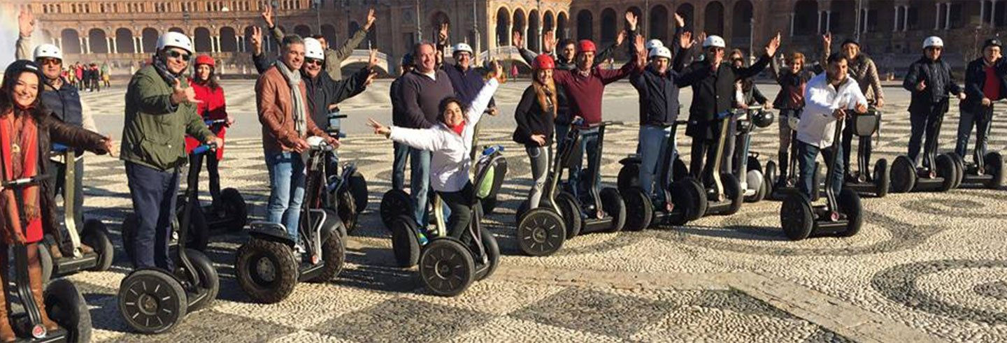 Segway Tour of Seville