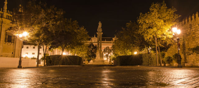 Seville Paranormal Night Tour