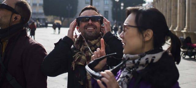 Tour por Sevilla + Experiencia de realidad virtual