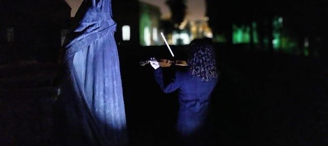 Tour teatralizado por el cementerio de Sevilla