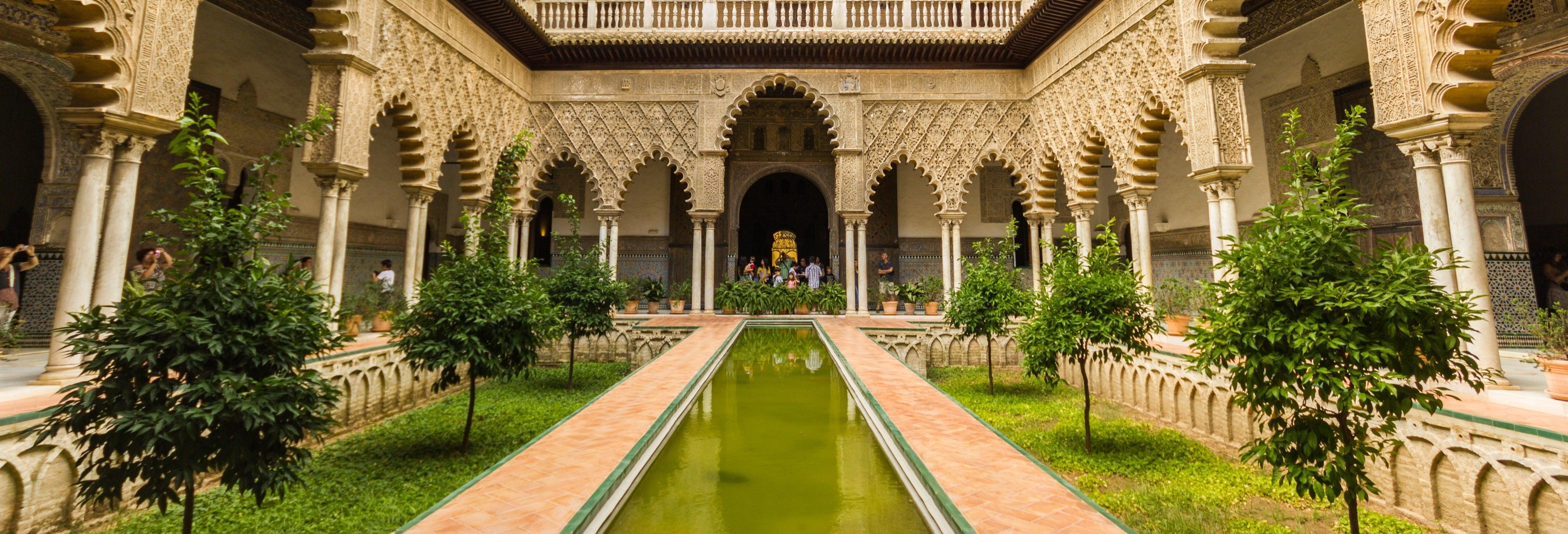 Visita guiada por el Alcázar