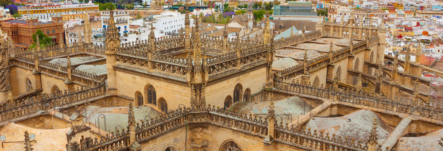 Seville Cathedral Guided Tour