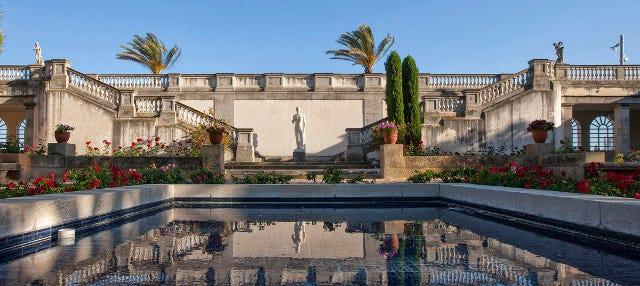 Entrada al Museo Pau Casals