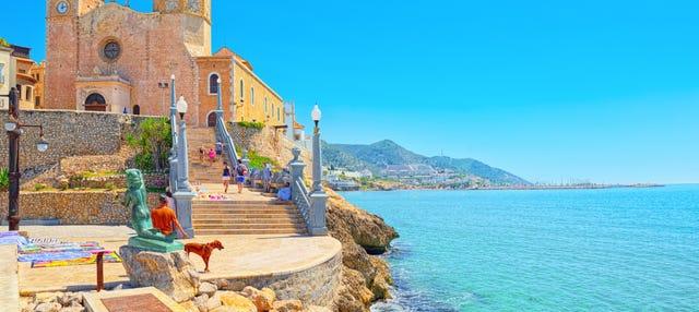 Tour privado por Sitges