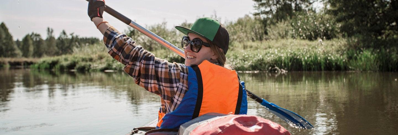 Tour en kayak por el río Guadiaro