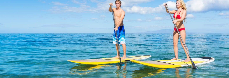 Cours de Paddle à Suances