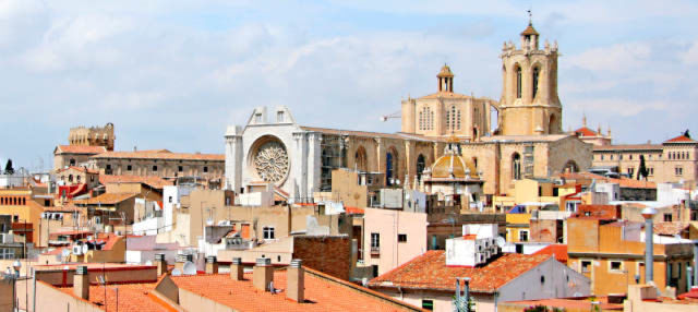 Visita guiada por la catedral de Tarragona