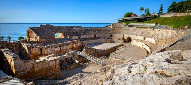 Visita guiada por la Tarragona romana