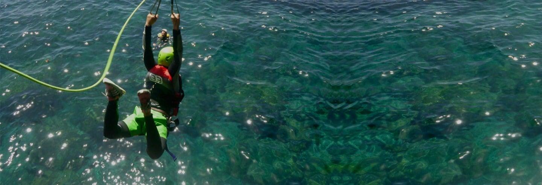Coasteering por las costas de Puerto de Mogán