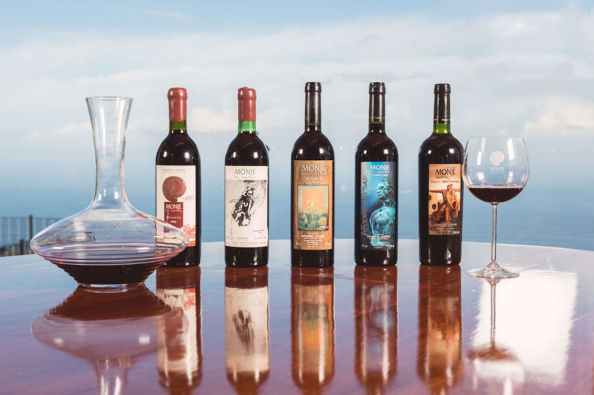 Canarian wines from Bodegas Monje