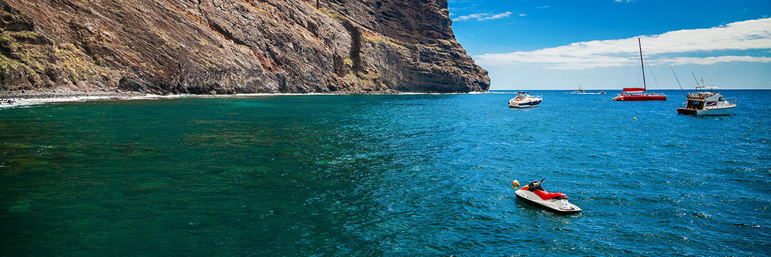 Isole vicine a Tenerife