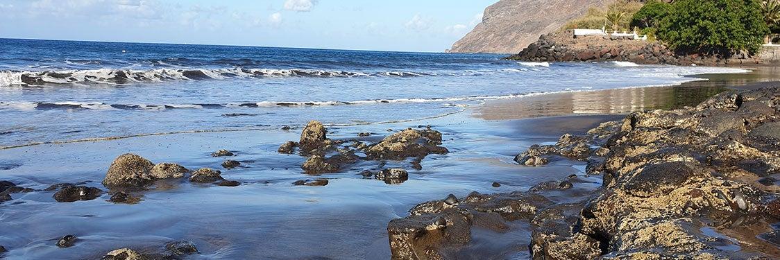 Praia de Las Gaviotas