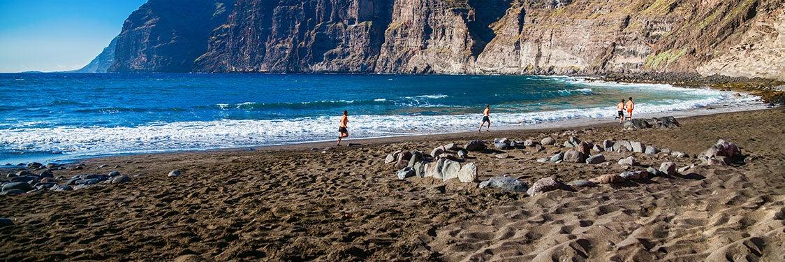 Playa de los Guíos