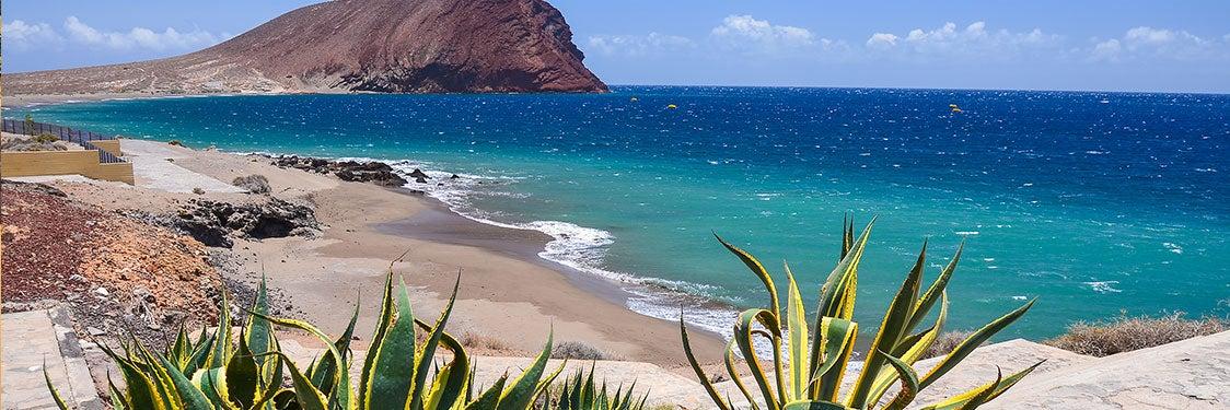 Praia de La Tejita