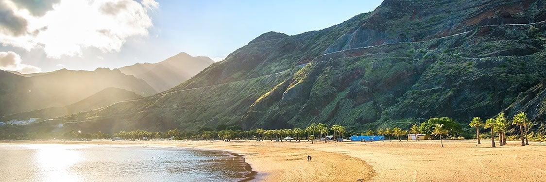 Spiaggia di Las Teresitas