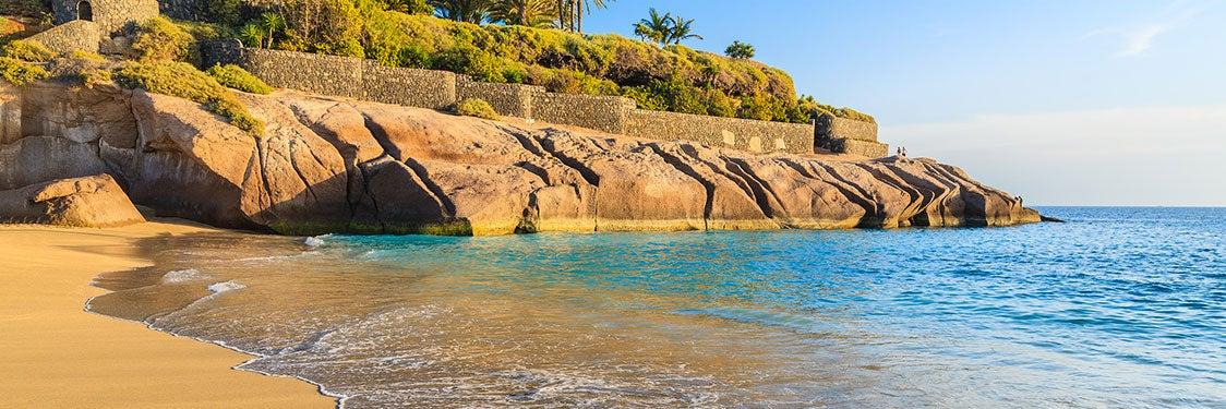 Praia de Las Vistas