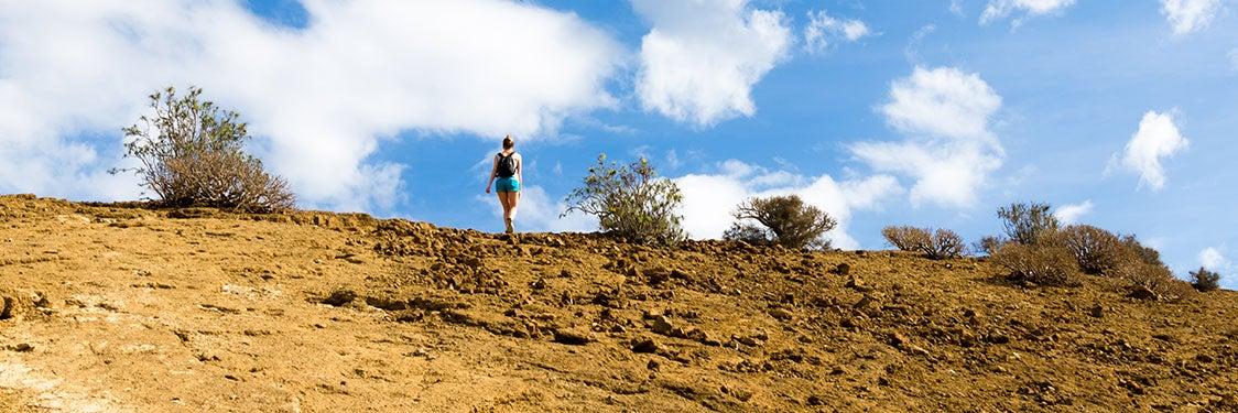 Trekking a Tenerife