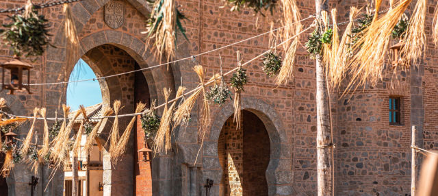 Entrada a Puy du Fou España