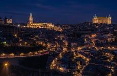 Tour nocturno por el Toledo misterioso