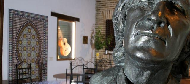 Visita guiada por la casa de Paco de Lucía