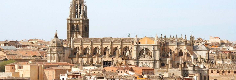 Visita guiada pela catedral de Toledo