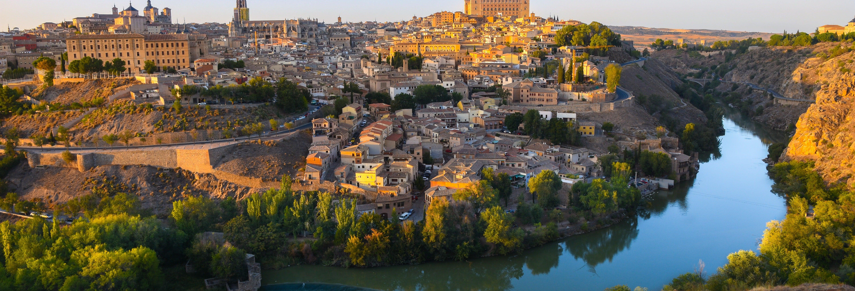 Visita guiada pela Toledo das 3 culturas