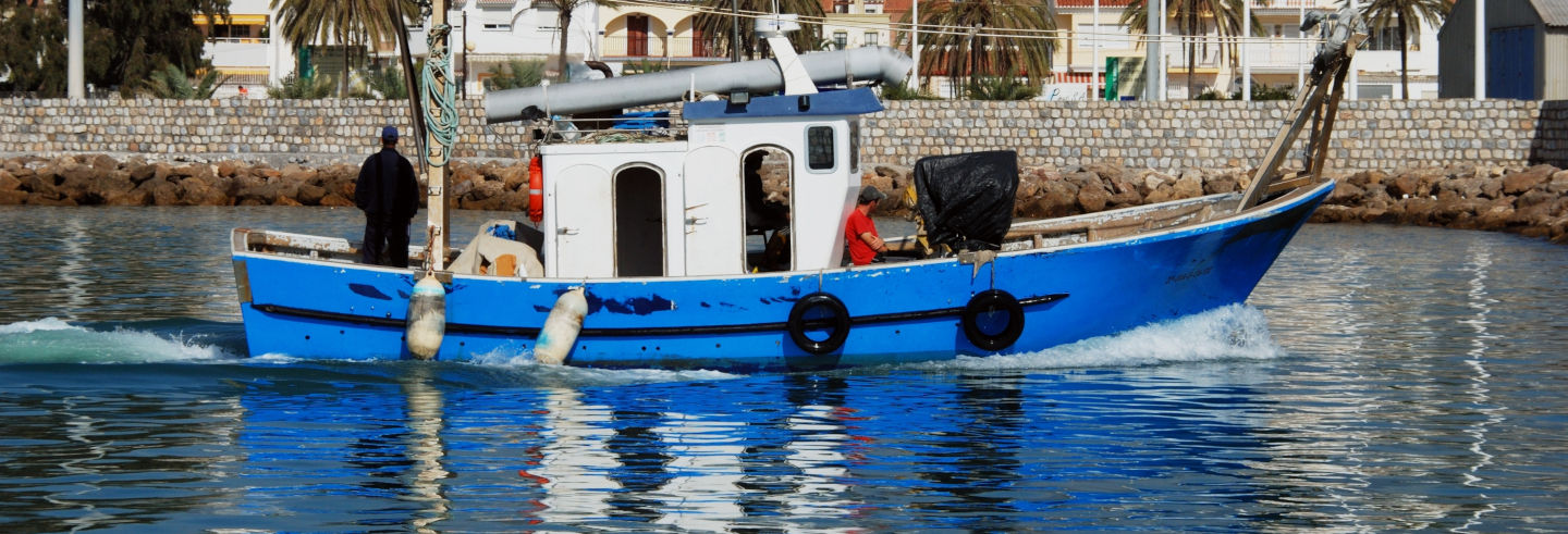 Mediterranean Boat Cruise