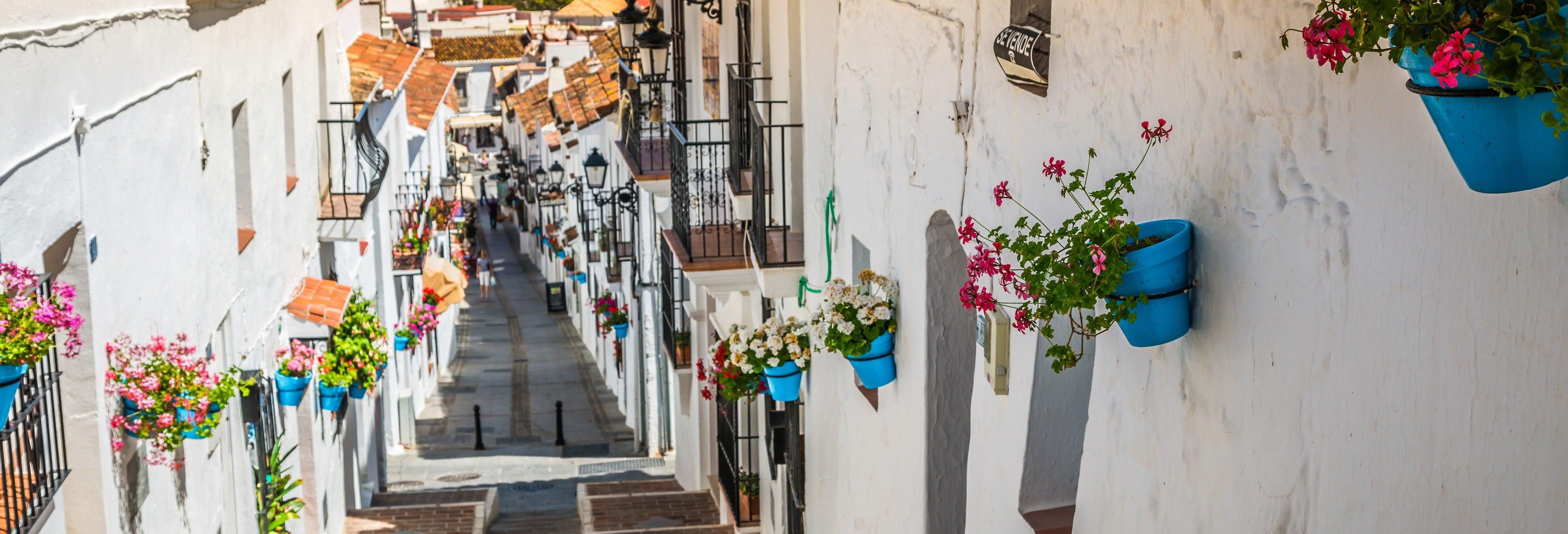 Excursão a Marbella e Mijas