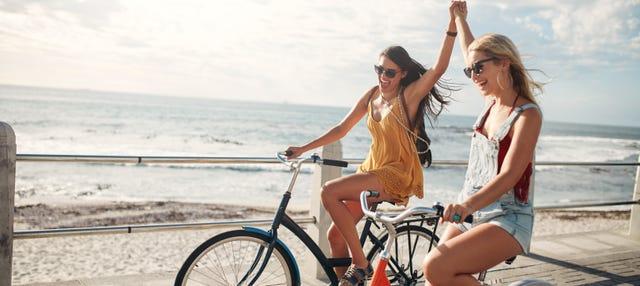 Tour en bicicleta eléctrica por Torremolinos