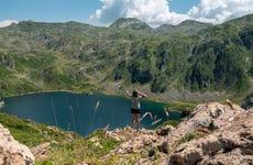 Senderismo por los lagos de Saliencia