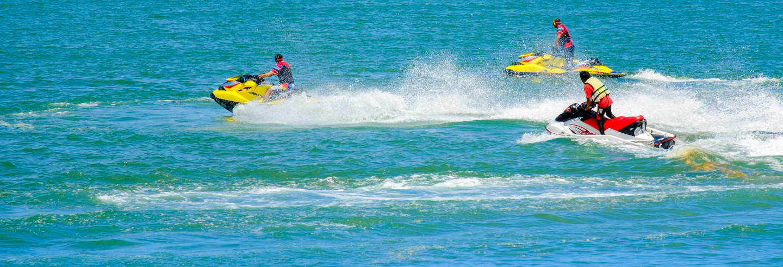Tour en moto de agua por la costa de Torrevieja
