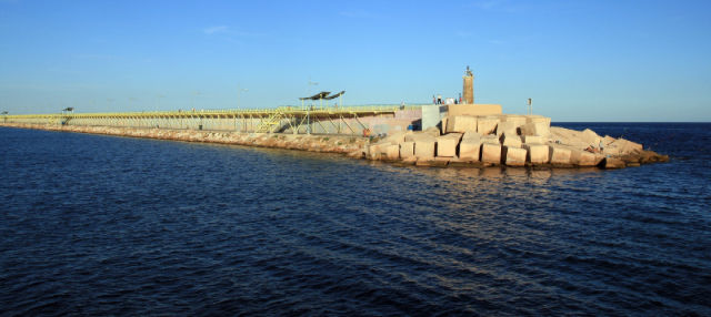 Tour por el puerto de Torrevieja