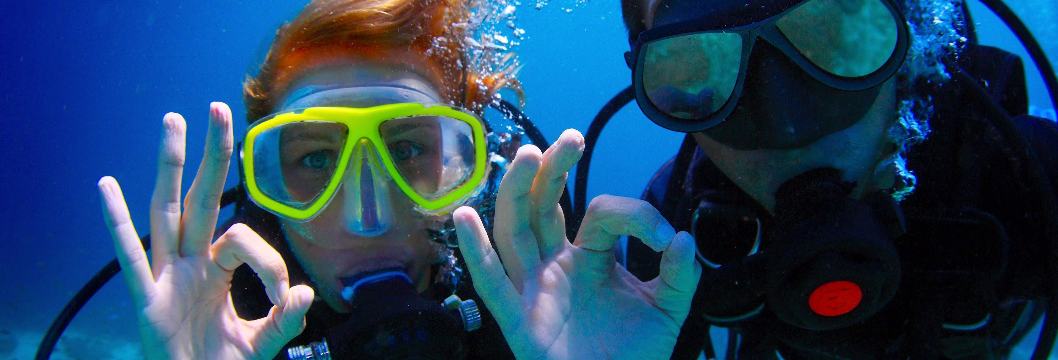 Diving at Mar Menuda Beach