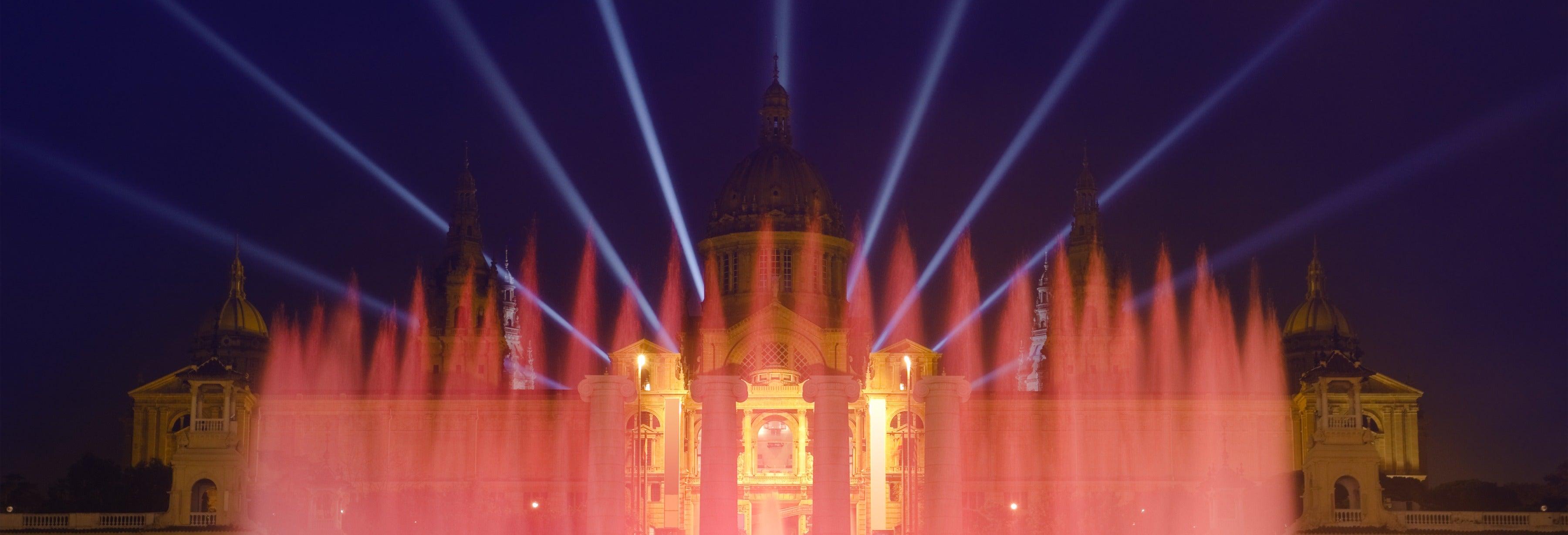 Escursione a Barcellona e alla Font Mágica di Montjüic