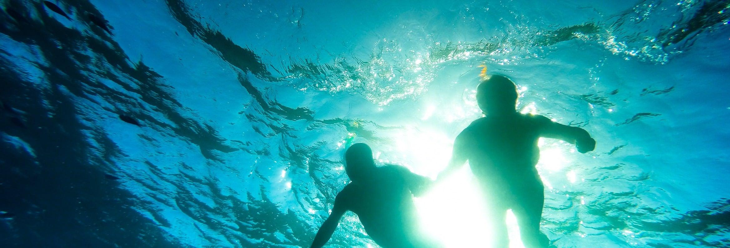 Snorkelling at Mar Menuda Beach