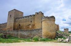 Entrada para el Castillo Encantado de Trigueros del Valle