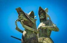 Free tour de los conquistadores