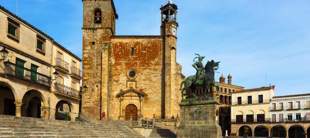 Tour por el Trujillo medieval