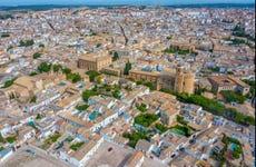 Tour por la Úbeda medieval con subida a las torres