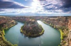 Espeleología en la cueva de la Galiana