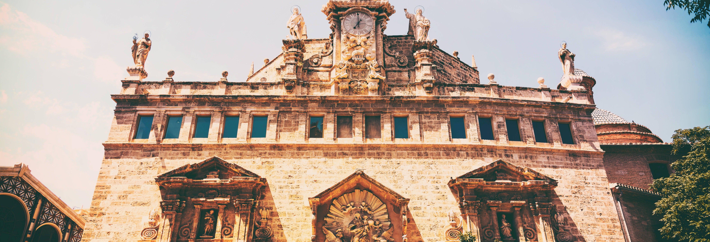 Ingresso da Igreja dos Santos Juanes