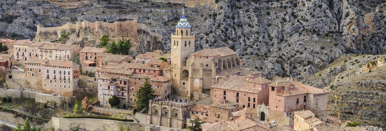 Excursão a Teruel e Albarracín